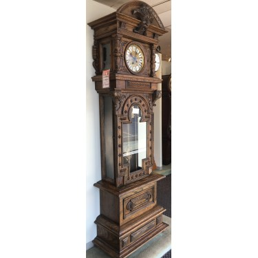 Gently Used Rancho Santa Fe Gazo Floor Clock